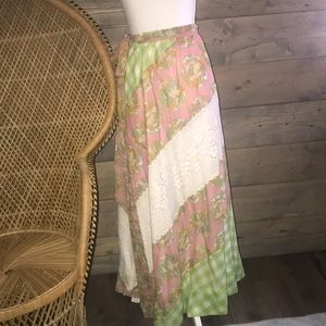 Beautiful Renaissance style Vintage skirt